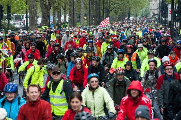 The Big Ride - a London Cycling Campaign picture