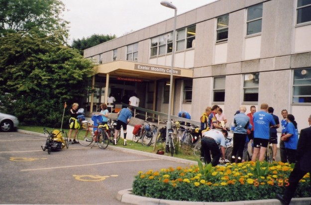 ExeterLimbCentre