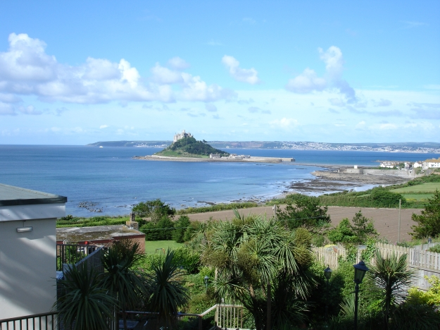 St Michaels Mount 1