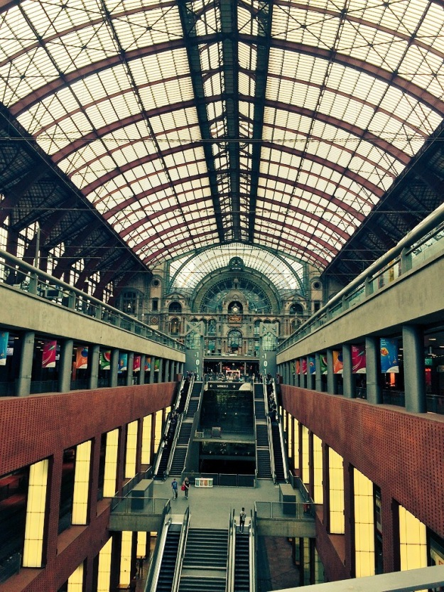 AntwerpStation